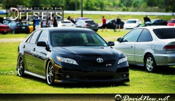 6 1 2007 camry toyota dropped 1 3 rennen international rs1 custom flush
