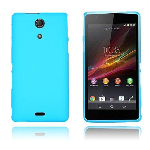 Alpha (Ljusblå) Sony Xperia ZR-Hölje
