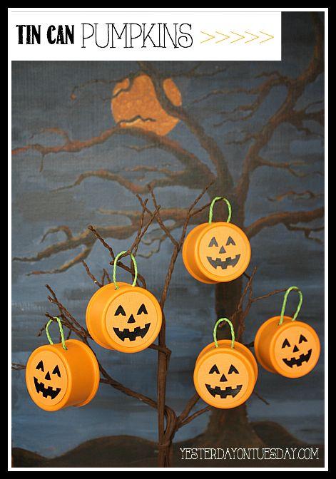 1512 best samhain halloween craft ideas images on pinterest halloween crafts halloween ideas and halloween stuff - Recycled Halloween Decorations
