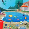 Swimming Pool Browser Game. Joining hands with a local team and cleaning up our beach is the idea. Play Free Swimming Pool Game Online.
