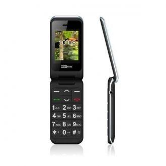 """MaxCom MM821BB to idealny wybór dla osób starszych lub słabowidzących. Obsługa urządzenia jest bardzo łatwa dzięki kolorowemu, czytelnemu wyświetlaczowi TFT o przekątnej 2"""" i dużym podświetlanym klawiszom.  Dodatkowymi atutami są podpowiedzi głosowe wybieranego numeru i przycisk SOS pozwalający na automatyczne wysłanie alarmowej wiadomości SMS, a następnie dzwoni do zdefiniowanych numerów. Umieszczony z przodu wyświetlacz LCD OLED 1"""" pozwala na łatwy podgląd zegarka w każdej chwili."""
