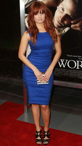 Friday's Fashion Obsessions: Debby Ryan and Adrienne Bailon