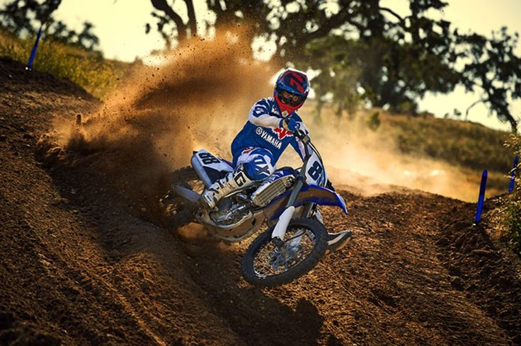 2017 Yamaha Motocross and Off-Road Updates | First Look Reviews ...