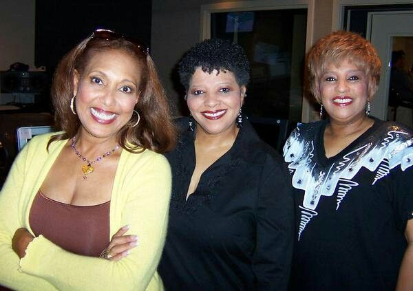 TELMA HOPKINS, PAM & JOYCE VINCENT A.K.A. DAWN.