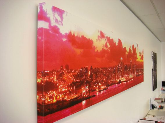 Brilliant art canvases makes your office wall more exciting.. http://www.designation.co.nz/