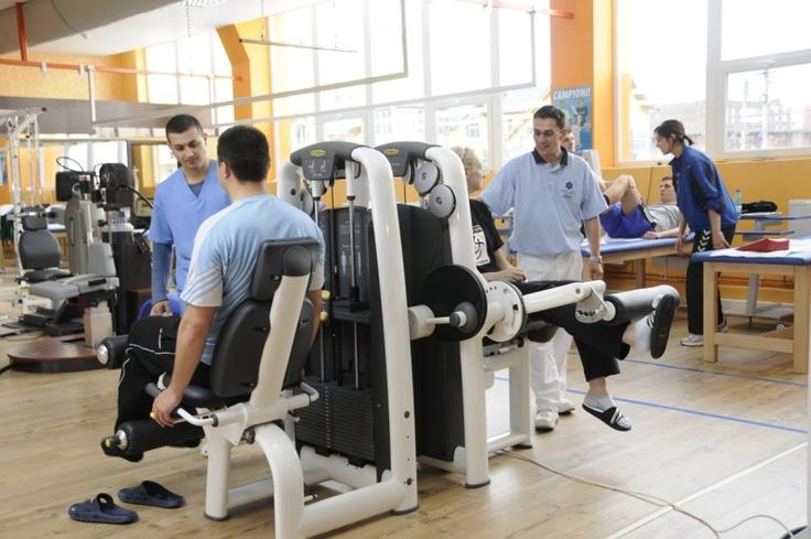 Reeducarea forţei şi rezistenţei musculare
