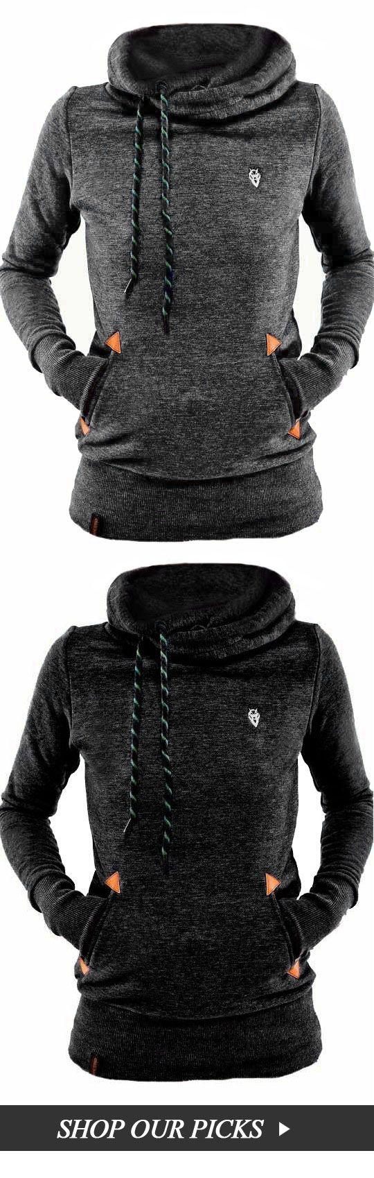 World Tour Wolf Hooded Sweatshirt,