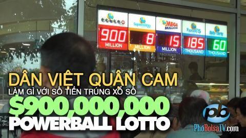 News Cơn sốt Powerball Lotto 900 triệu đô: dân Việt, dân Mỹ quận Cam nghĩ gì?   Cơn sốt xổ số Powerball Lotto 900 triệu đô đã lan khắp Hoa Kỳ, dân Việt, dân Mỹ ở quận Cam nghĩ gì? Source link... http://showbizlikes.com/con-sot-powerball-lotto-900-trieu-do-dan-viet-dan-my-quan-cam-nghi-gi/