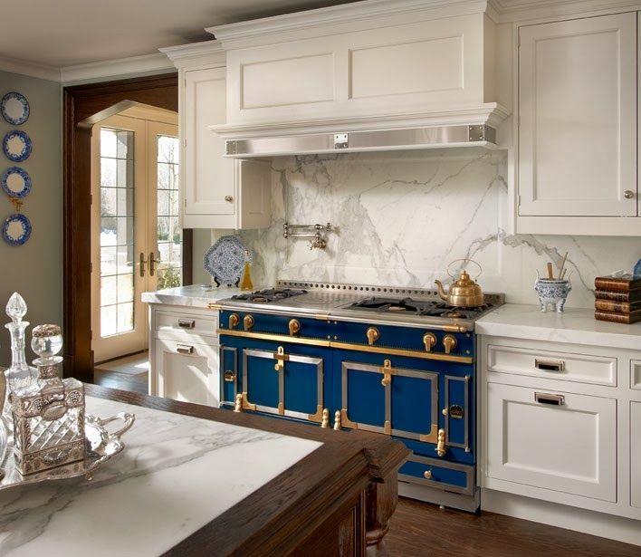 White Kitchen Pinterest: Best 25+ Blue White Kitchens Ideas On Pinterest