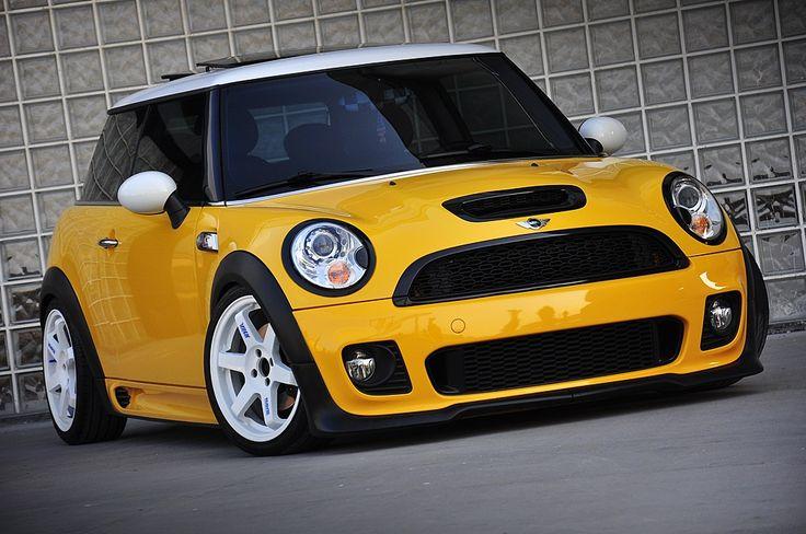 Mellow yellow r56