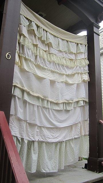 Ruffle Curtain Tutorial