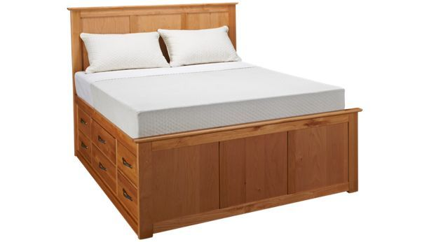 Product Image Unavailable Underbed Storage Drawers Bed With