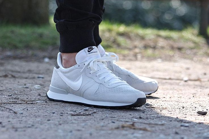 "Internationalist Leather ""Summit White"" / by Nike"
