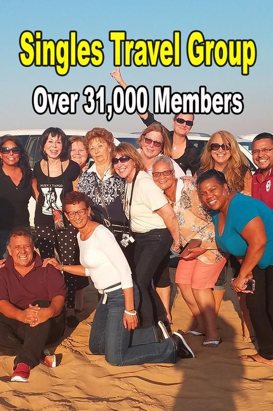 The largest singles travel group on Facebook | Singles