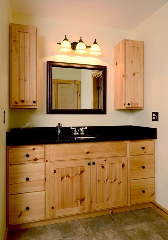 Best 25+ Rustic hickory cabinets ideas on Pinterest ...