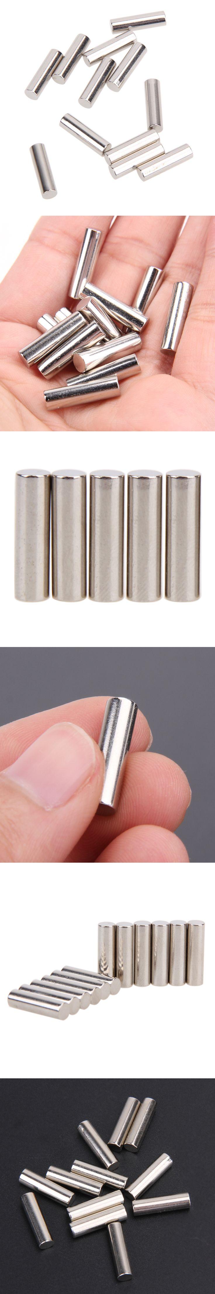 12pcs/set Electric Guitar Humbucker Pickup Polepiece Pole Slug Magnet Slug Rods Guitar Parts and Accessories