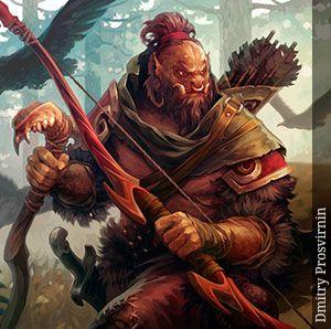 Orco - Seres Mitológicos y Fantásticos