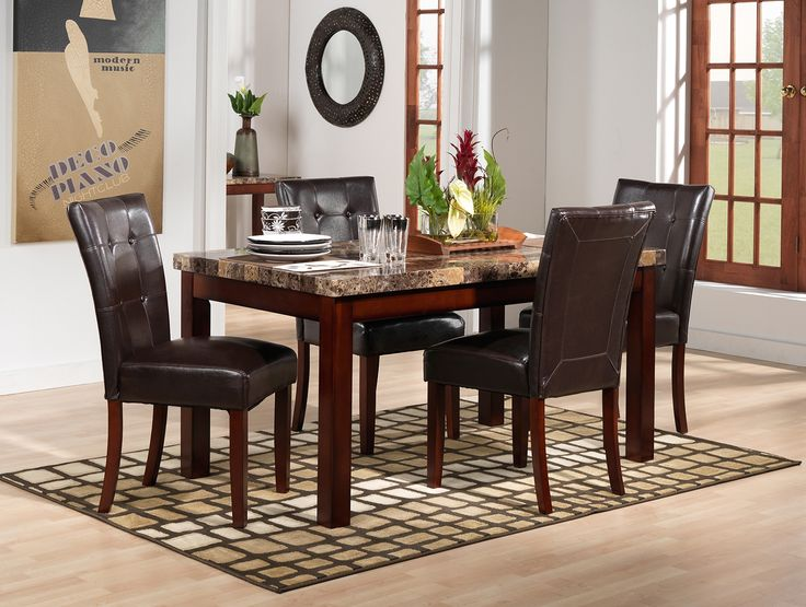 13 best leons wishlist images on pinterest sofas diner table and mallory 5 pc dinette leons workwithnaturefo