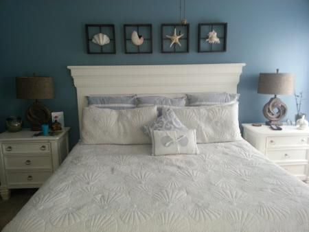 Mantel Moulding Headboard | Do It Yourself Home Projects from Ana White