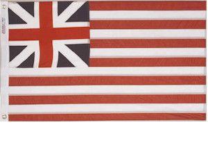 Grand Union Flag - Fly-Me Flag
