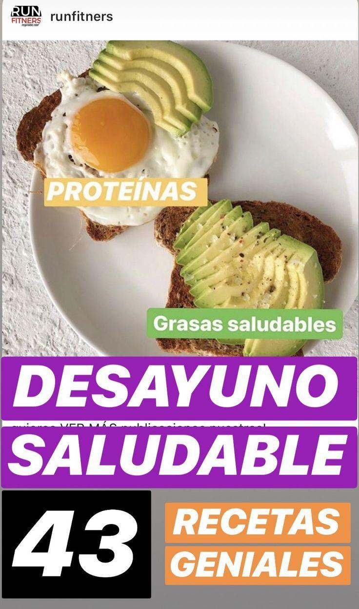 43 Desayunos Saludables Qué Desayunar Para Adelgazar Desayunos Nutritivos Desayunos Saludables Recetas De Comida Saludable
