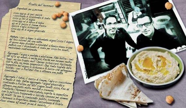 Gastropolitica: la storia di due hummus tra Londra e Gerusalemme