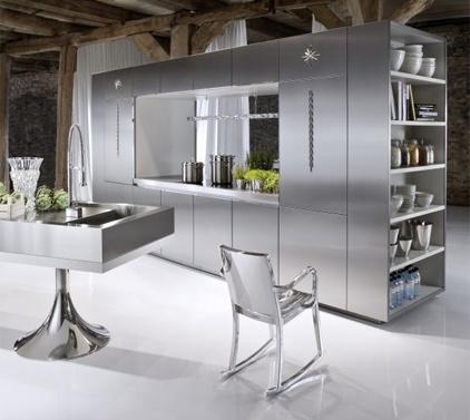 Keuken Philippe Starck