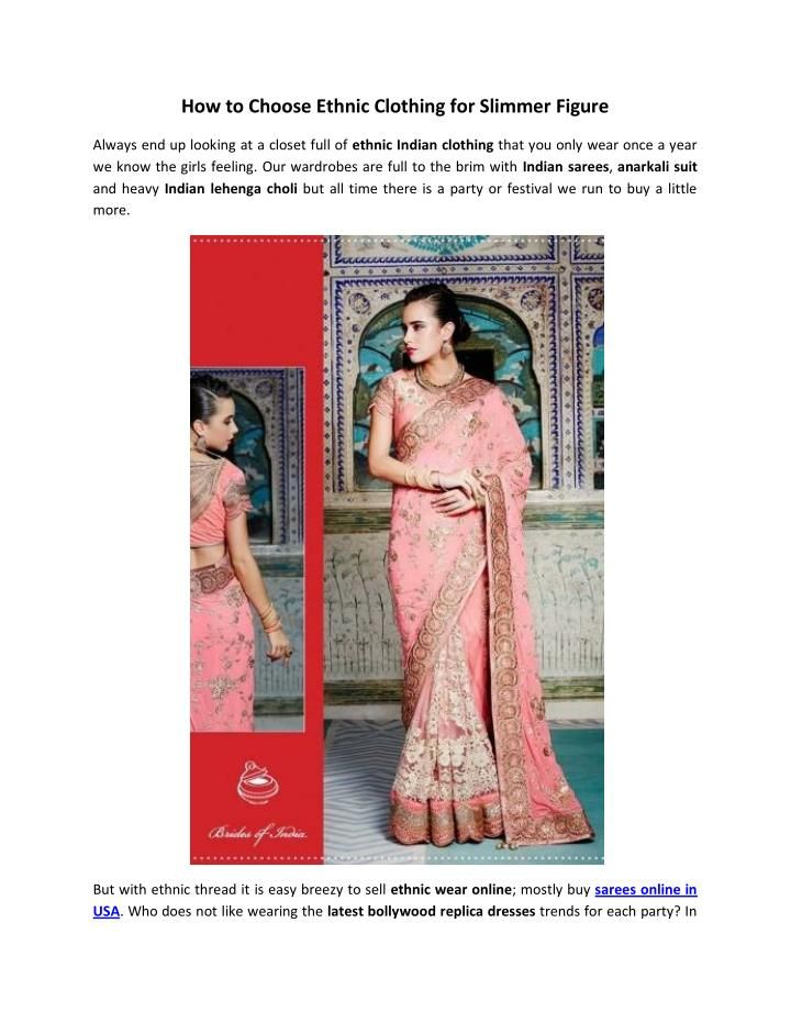 To simply sell your ethnic wear online, you need one thing - a smart phone. Yes, you have understood us well. Ethnic thread is a trusted global community where you can upload photos of your ethnic wear and accessories and connect directly with buyers around the world. Once you log in to the site, just click and post good quality image of your outfits.