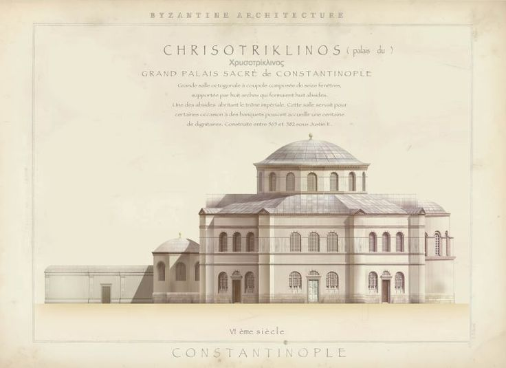 Gorgeous Images Reconstruct Constantinople From 4th To 13th Century