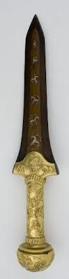 Mycenaean Dagger                                                                                                                                                                                 Plus