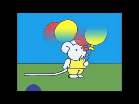 Over kleuren piep de muis  - YouTube