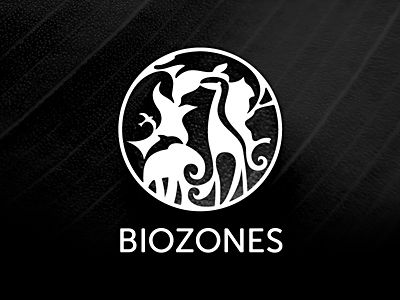 Biozones animals logo