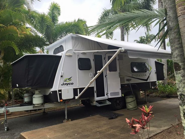 HIRE ME FROM ST. ARNAUD / VIC 2014 Jayco Expanda 17.56-1 Outback (St. Arnaud)
