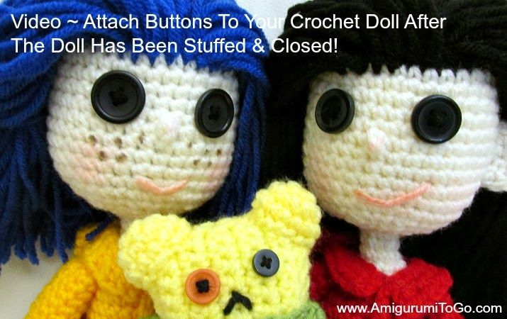 Amigurumi Eyes Size : 1000+ images about Amigurumi How-to and Tips on Pinterest ...