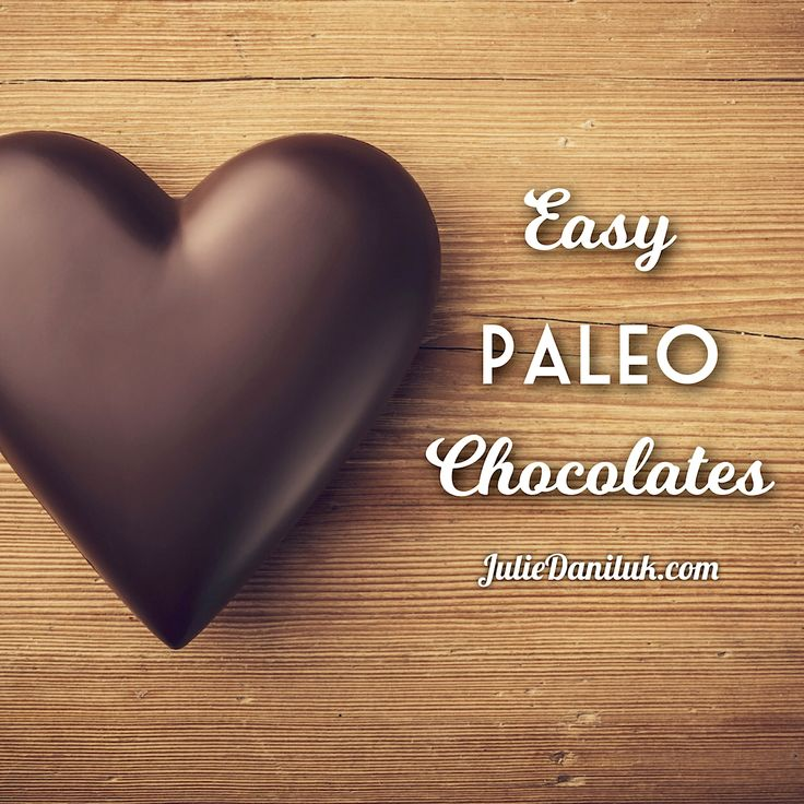Fastest & Easy Paleo Chocolate