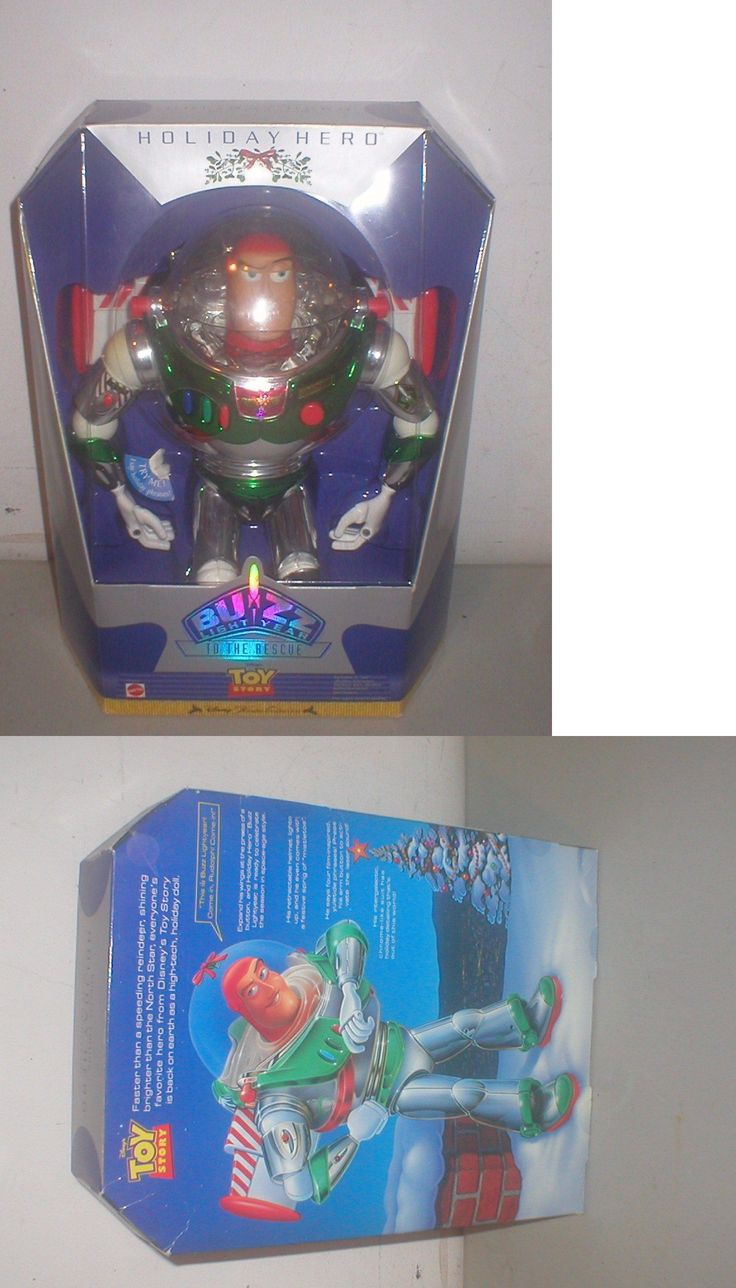 Toy story of terror 1 2 3 buzz lightyear of star command for sale - Toy Story 19223 Toy Story Buzz Lightyear Special Edition Holiday Hero Talking Action Figure Nib