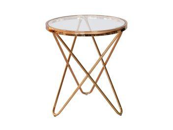 Runt soffbord - köp billigt online - Furniturebox