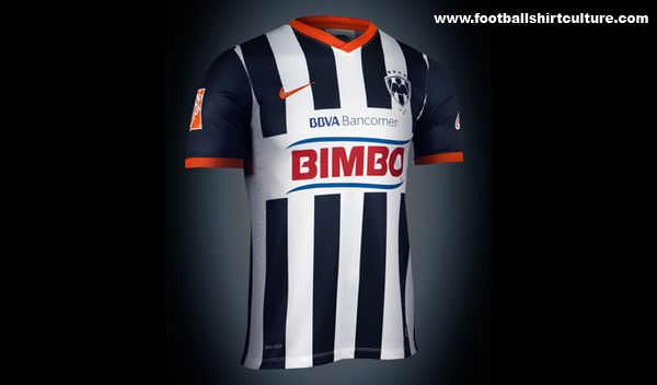CF Monterrey 13/14 Nike Home Kit