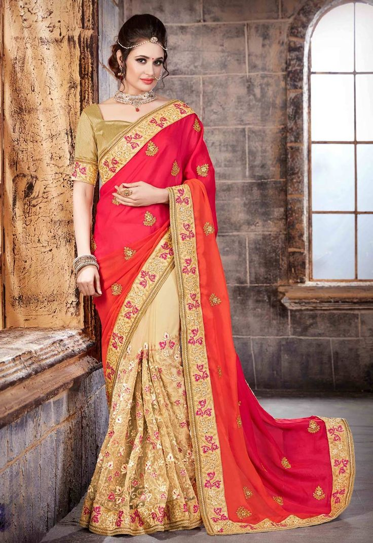 Bridal sarees from designers across India