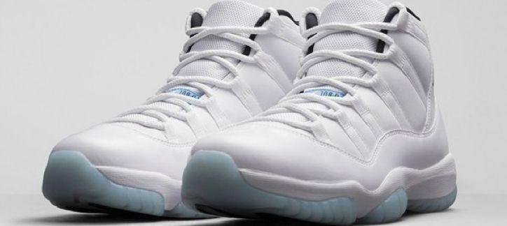 Nike Air Jordan 11 Légende Rétro Bleu Sens Pré-commande