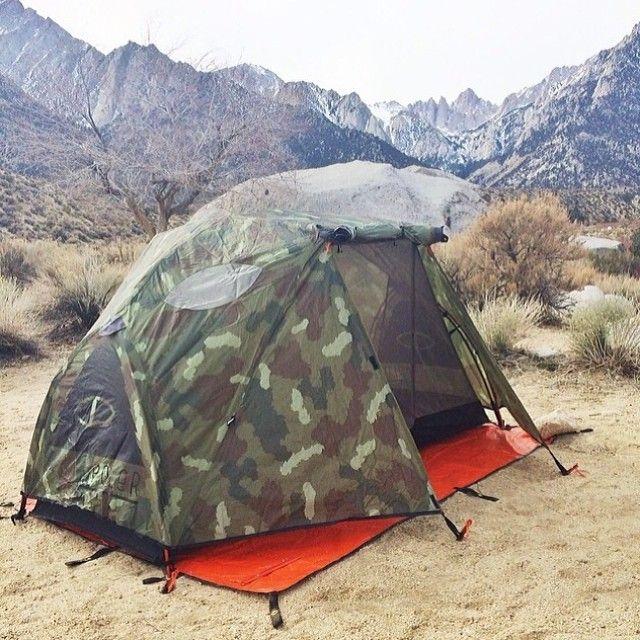 Mystic Tarpent - Burnt Orange #poler #polerstuff #cu0026vibes | Poler Cu0026ing Stuff | Pinterest | Cu0026ing Stuff & Poler Tent Camo u0026 ... Poler One Man Tent Green Camo ...