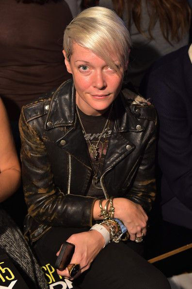 Kate Lanphear Photos: DKNY Women's - Front Row - Mercedes-Benz Fashion Week Spring 2015