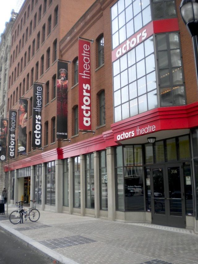 Local Theaters in and Around Louisville: Actors Theatre of Louisville