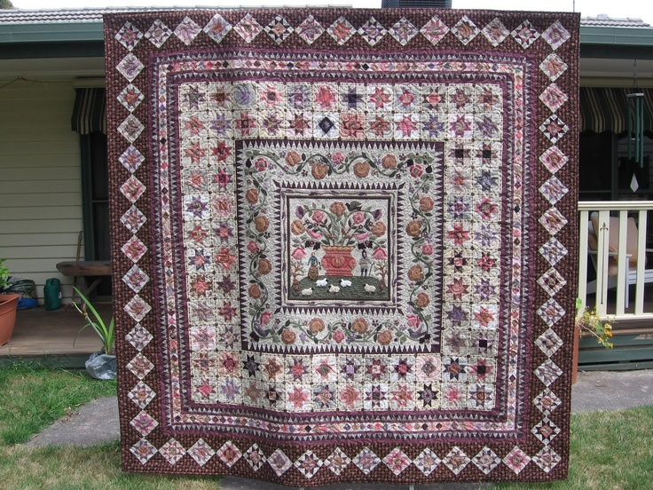 Phoebe_quilt_ really great setting