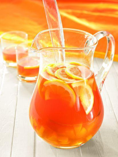 Fruchtige Sangria Rezept   Dr.Oetker