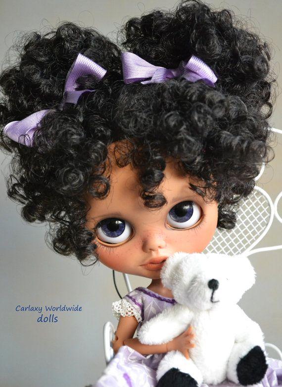 Reserviert für CarlaCustomized Blythe Puppe von Carlaxy 1 º Zahlung von 6
