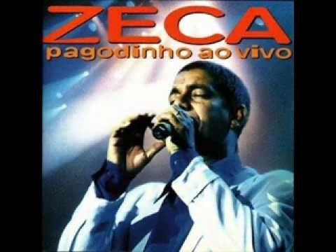 Zeca Pagodinho - CD/DVD Ao vivo 1999