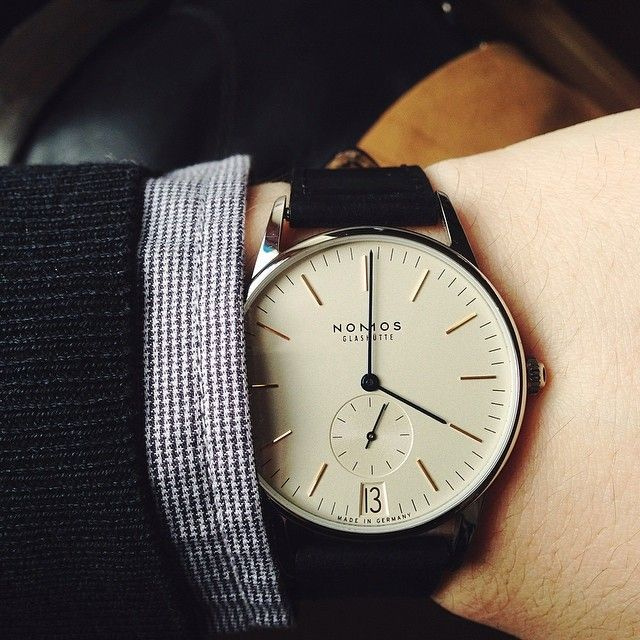 Nomos Orion http://www.discountedwatches247.com