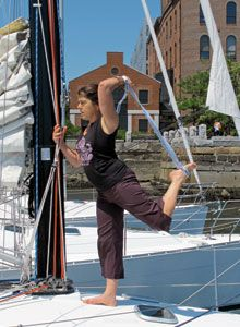 Fitness At Sea | Sail Magazine