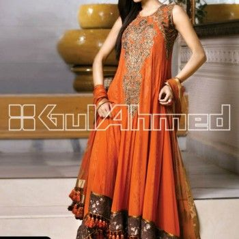 Gul Ahmed G Pret Stitched Collection 2013 for Women